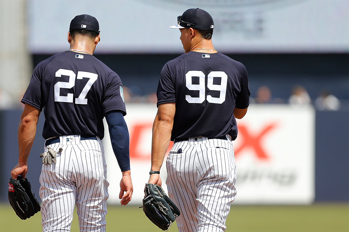 Why the Biggest Yankees Stars Cut Back on Lifting This Offseason