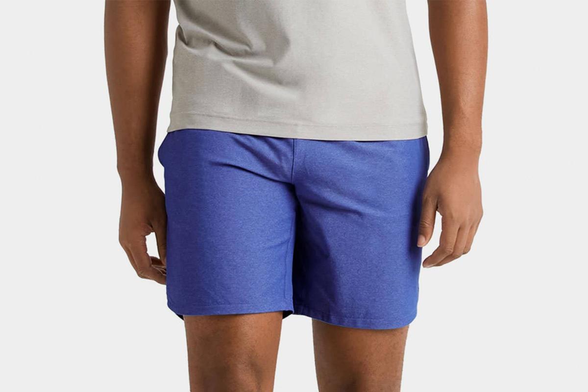 rhone gym shorts