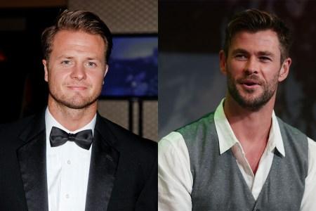 Chris Hemsworth body double