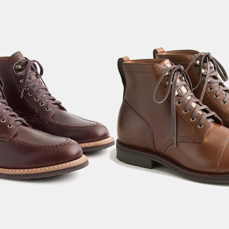 Deal: Two of J.Crew's Best-Selling Boots Are Just $100