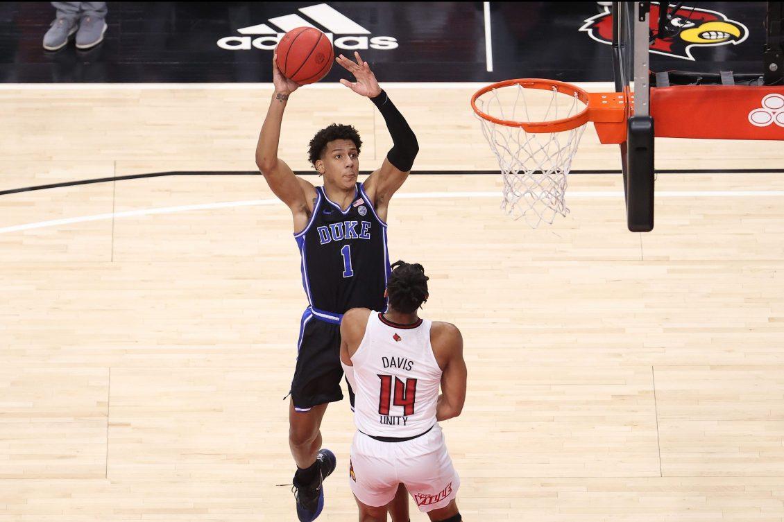 NBA Prospect Jalen Johnson Opts Out of Rest of Duke's Season