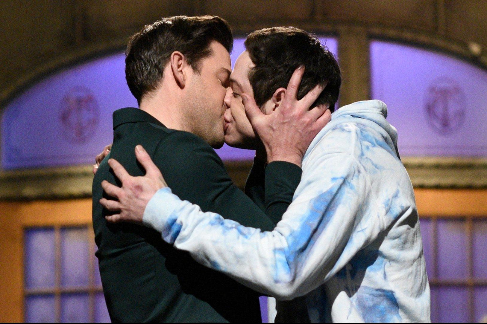 Friend kissed me my gay My lesbian