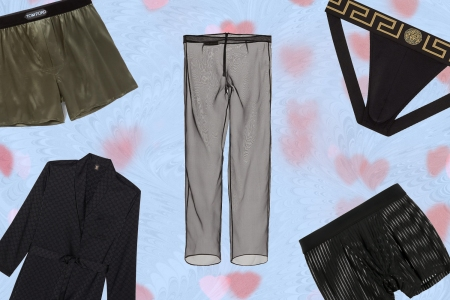 10 Pieces of Lingerie for You, A Man, To Wear This Valentine's Day