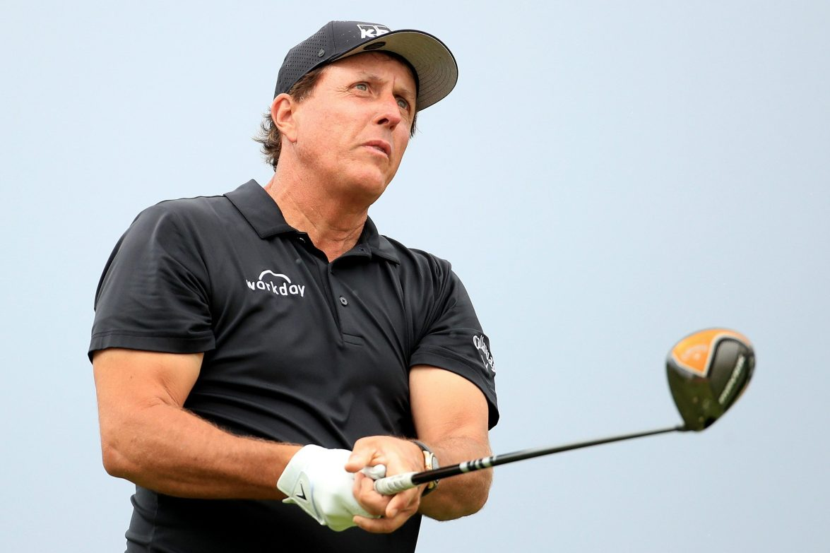 """Could Phil Mickelson Become the """"Tony Romo of Golf"""" in Post-PGA Tour Career?"""
