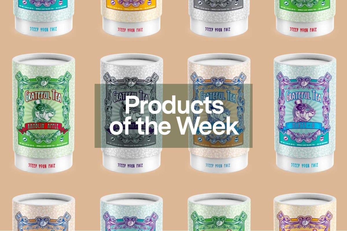 Products of the Week: Grateful Dead Tea, Quilted Flight Jackets and Whiskey-Flavored Ben & Jerry's