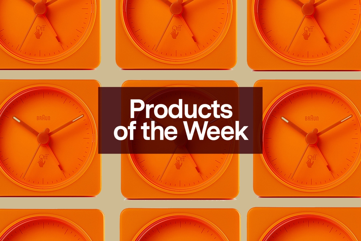 """Products of the Week: Off-White Alarm Clocks, """"Popcorn"""" Nikes and a New YETI Colorway"""