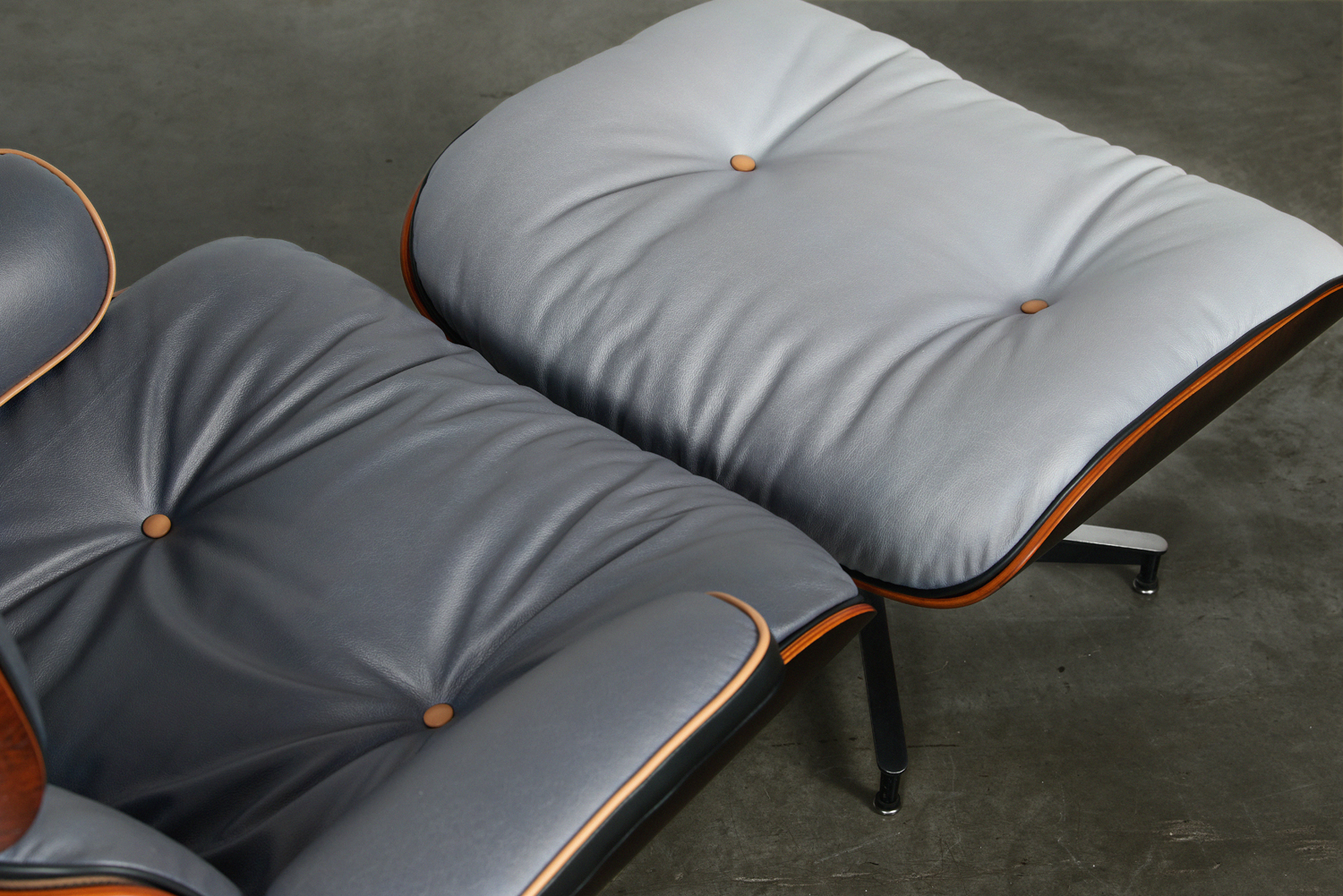reed art department parc eames lounge chair