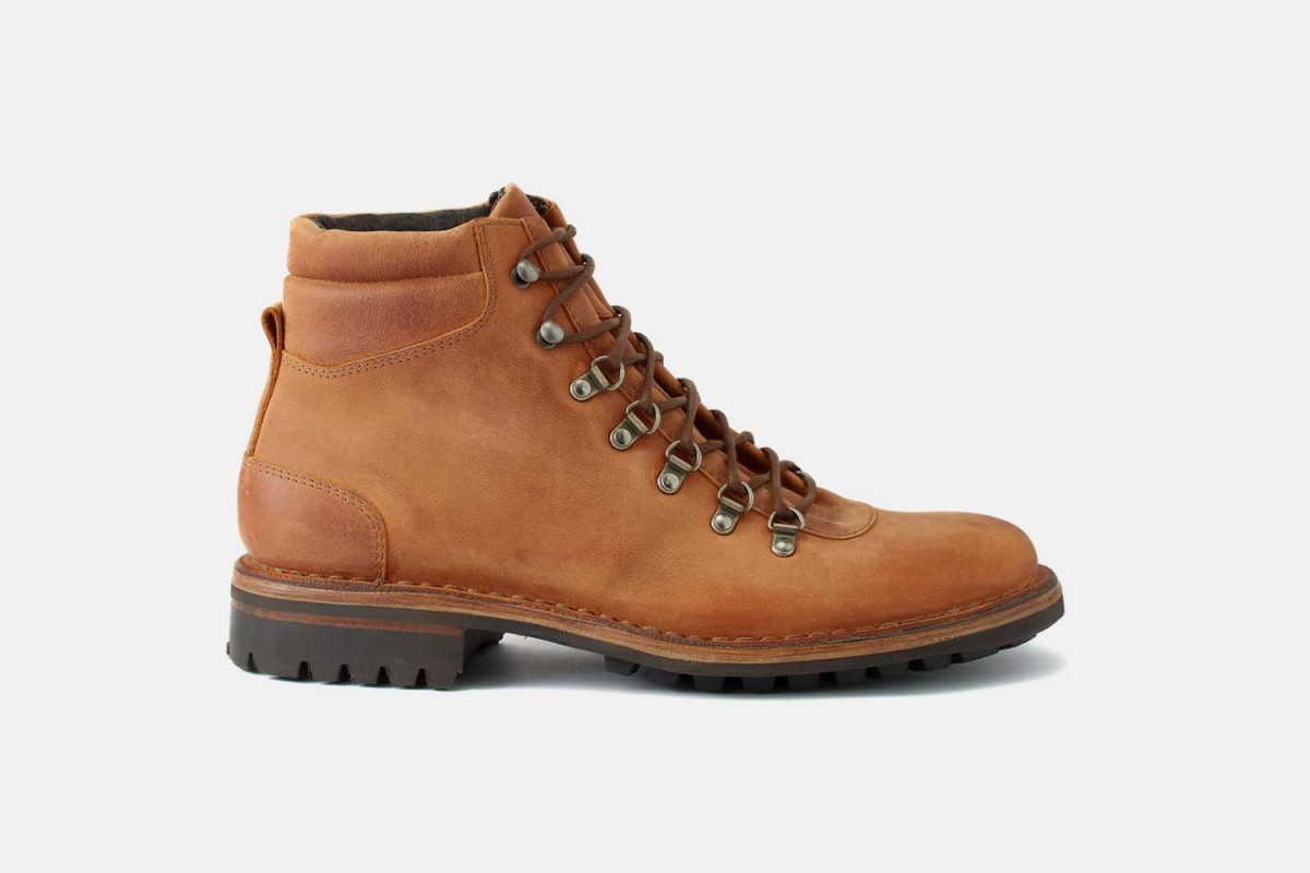 Rhodes Lace Up Boots