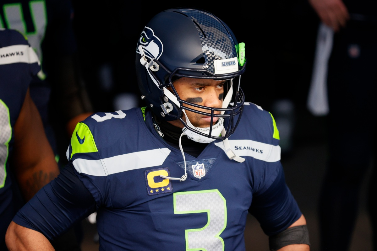 Russell Wilson Is the Latest Name Thrown Into NFL Offseason's Impending QB Apocalypse