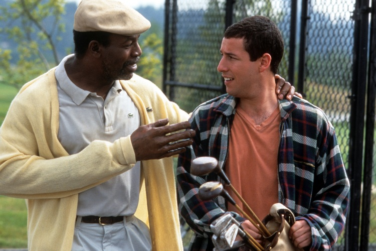 """Adam Sandler and Christopher McDonald Are In for a """"Happy Gilmore"""" Sequel"""