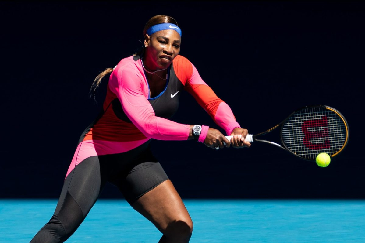 Did Serena Williams Just Play Her Last Match at the Australian Open?