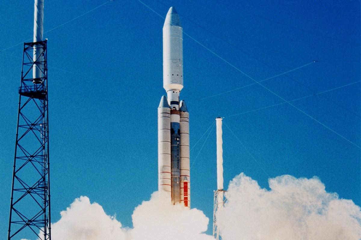 Titan IV Nasa 1994