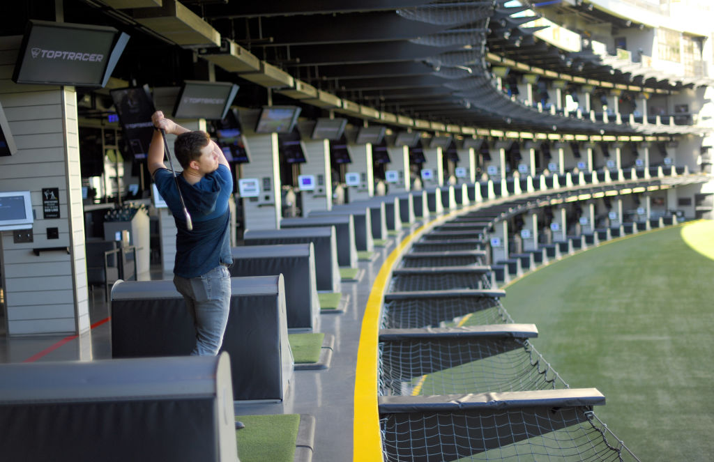 Golf and Sports Betting to Converge at Your Local Driving Range