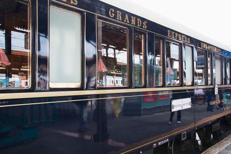 Venice Simplon-Orient-Express Train, Verona, Italy