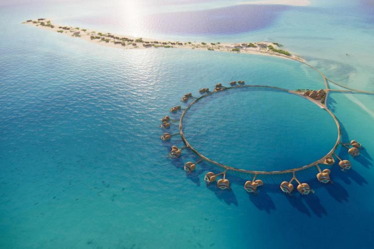 Hotel 12 on Ummahat AlShaykh Islands
