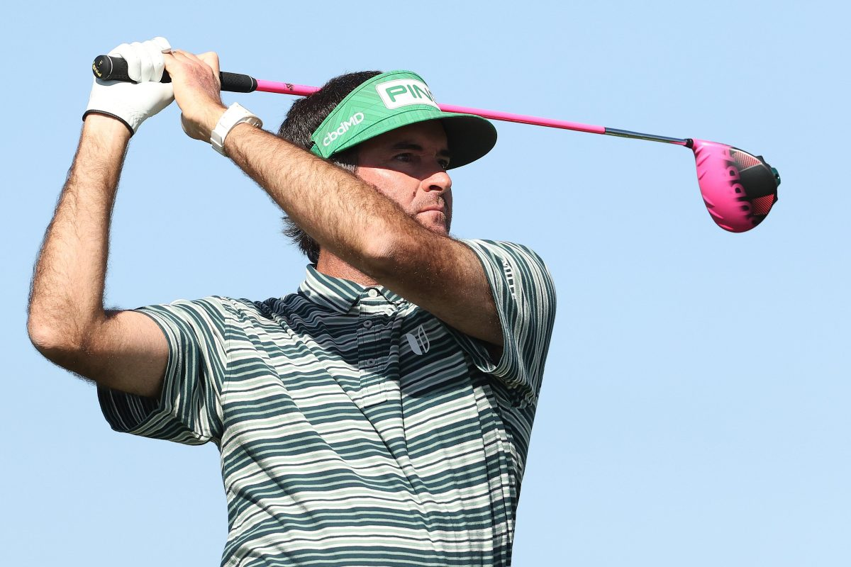 New-Look Bubba Watson Weighs in on Golf's Long-Ball Debate