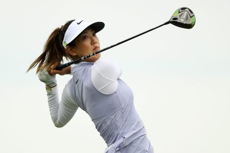 """Michelle Wie West Rips Rudy Giuliani's """"Highly Inappropriate"""" Comments"""