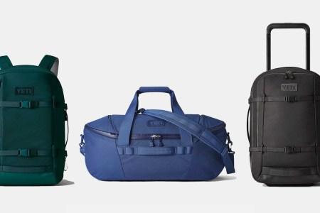 new Yeti Crossroads travel bags