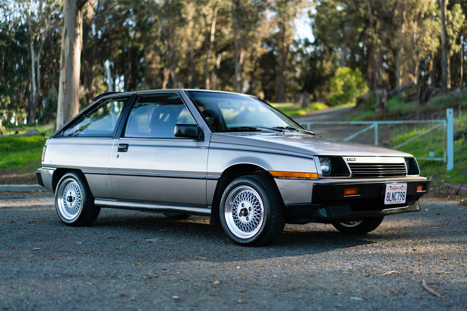 1985 Plymouth Colt GTS Turbo