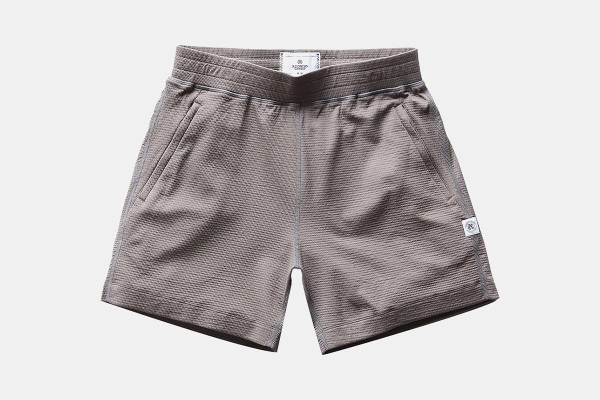 reigning champ trail shorts