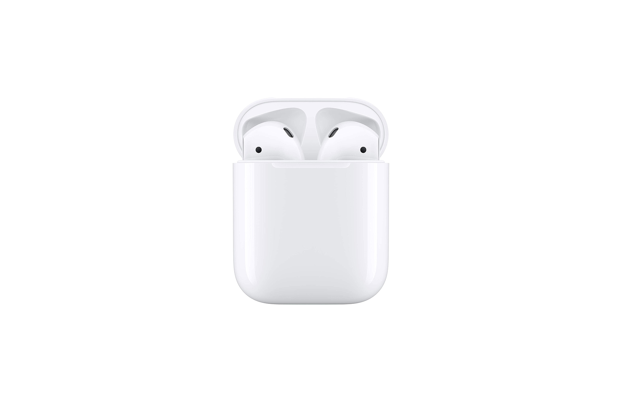 Apple Airpods with Wired Charging Case Amazon