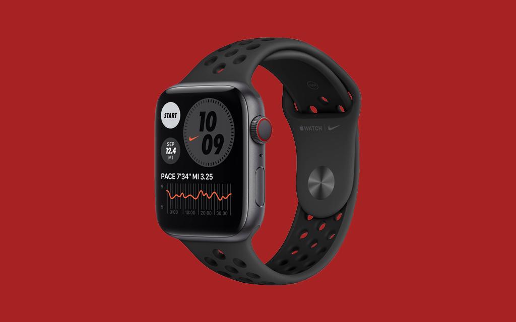 Apple Watch Series 6 Nike Fitness Tracker