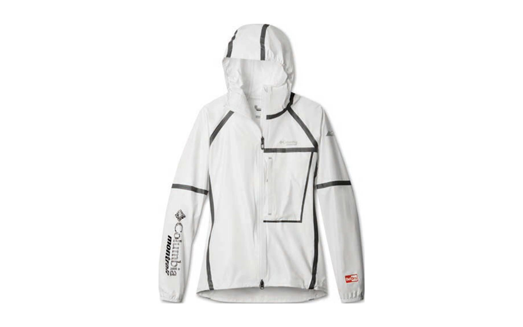 Columbia OutDry EX Rain Jacket in White
