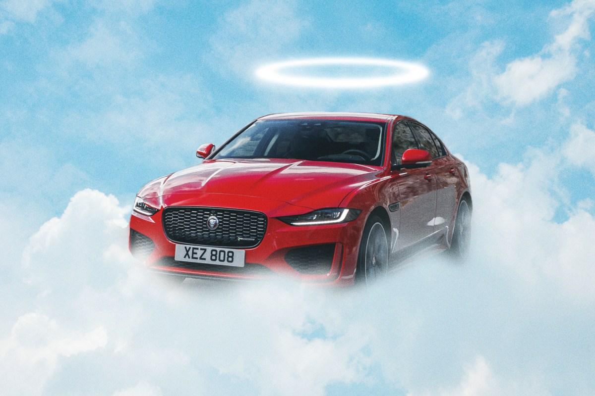 2020 jaguar xe discontinued