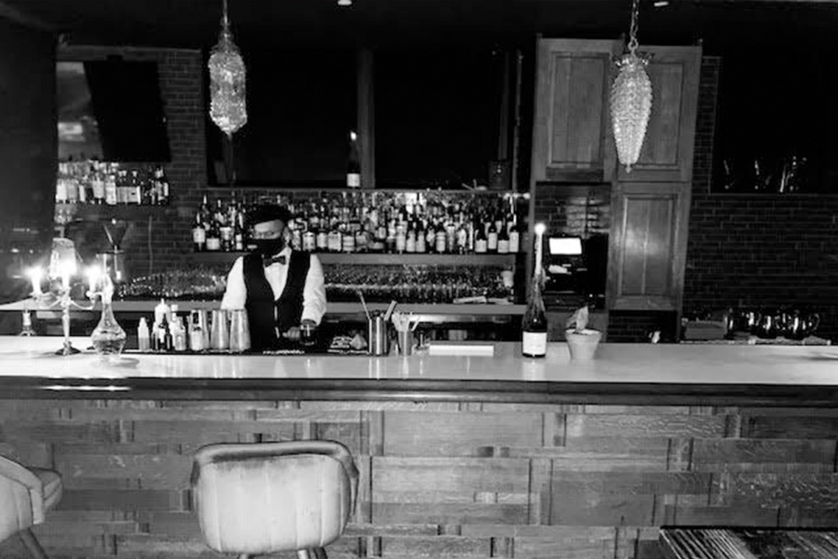 """Can Chicago's Latest """"Hush-Hush Drinking Den"""" Fix What Ails You?"""