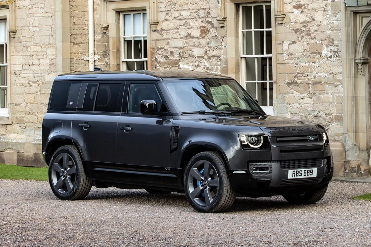 Land Rover Defender 110 V8 SUV