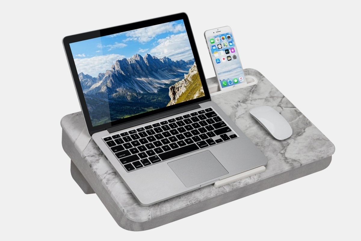 Elevation Lap Desk, Marble
