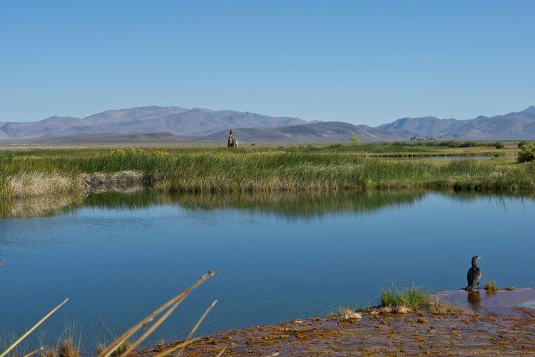 Burning Man's Fly Ranch in Nevada