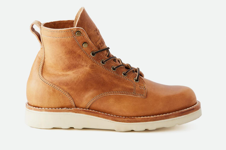 Huckberry x Coors Banquet Boot