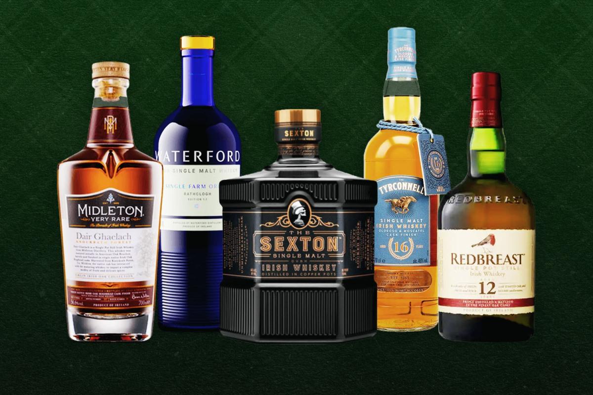 The best Irish whiskeys for 2021