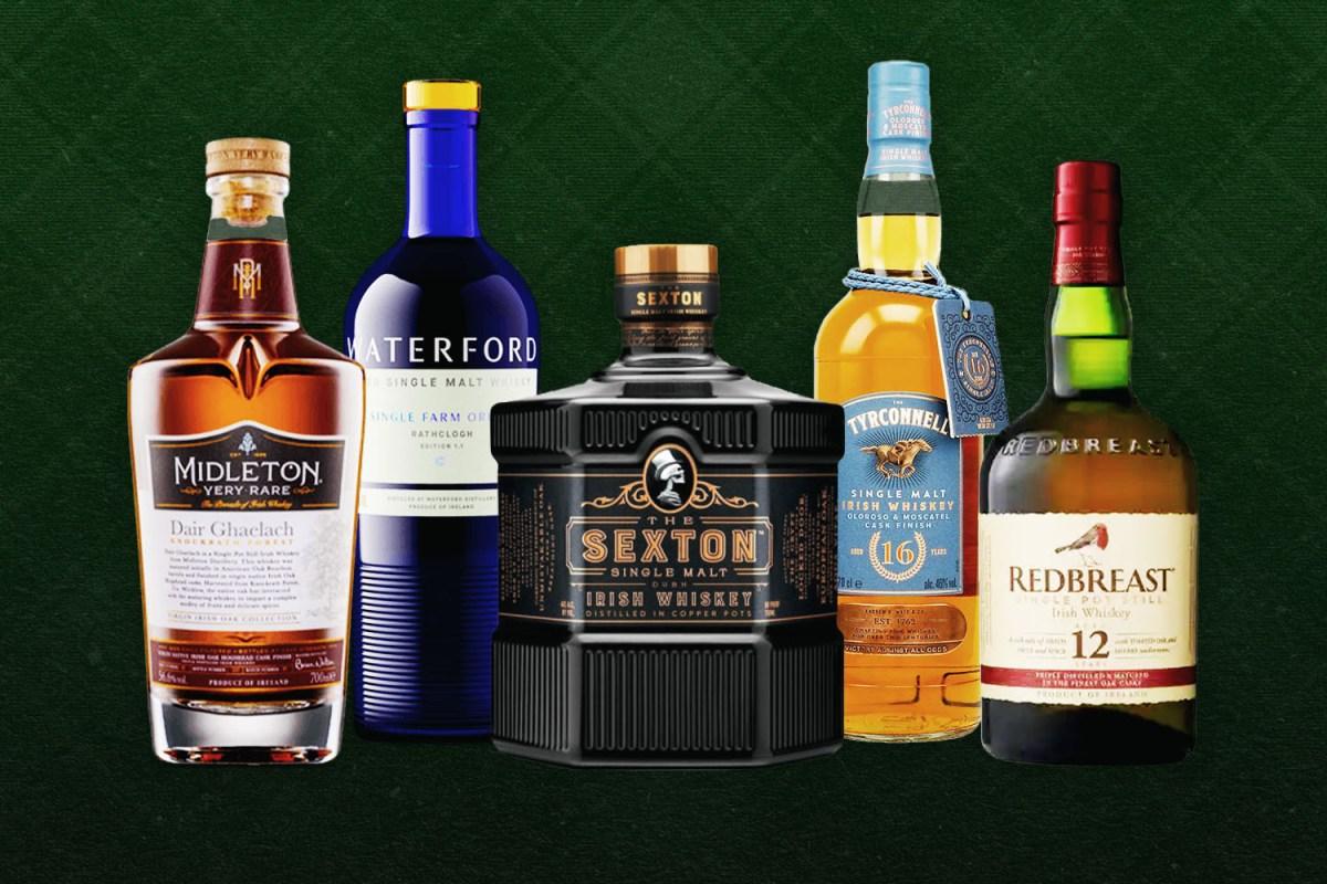 The 30 Best Irish Whiskeys for 2021