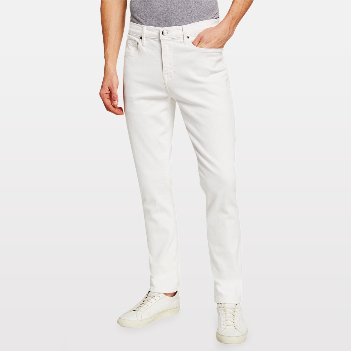 Frame L'Homme Skinny-Fit Jeans neiman marcus