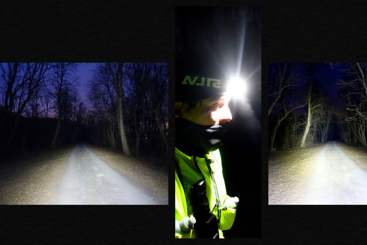 Trail Running at Night Is the Ultimate Meditative Fitness Activity