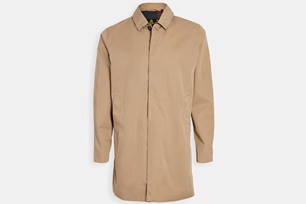 Barbour khaki Lorden jacket