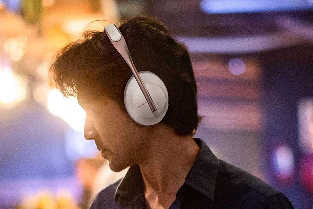Bose 700 noise-canceling headphones