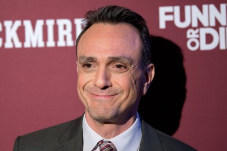 "Actor Hank Azaria attends a ""Brockmire"" red carpet event"