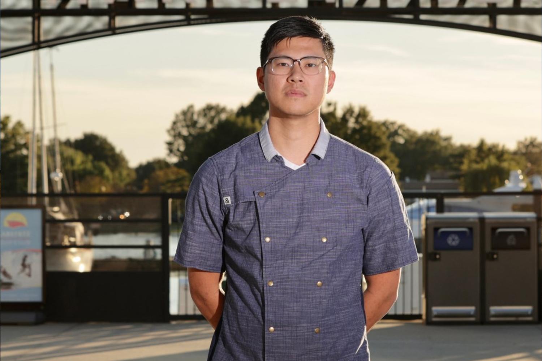 Chef Kevin Tien