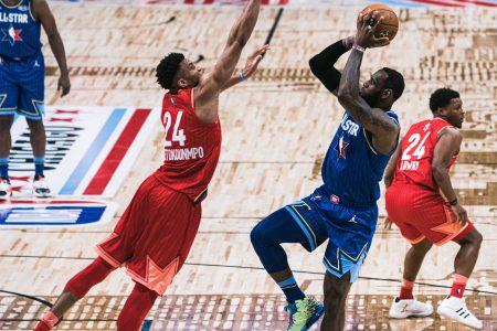 """Why Basketball's Best Players Love the NBA All-Star Game's """"Elam Ending"""""""