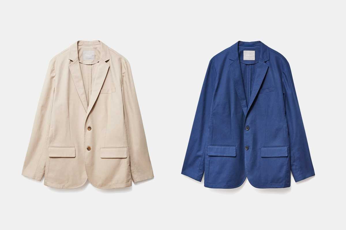 Everlane Made the Perfect Blazer for Spring