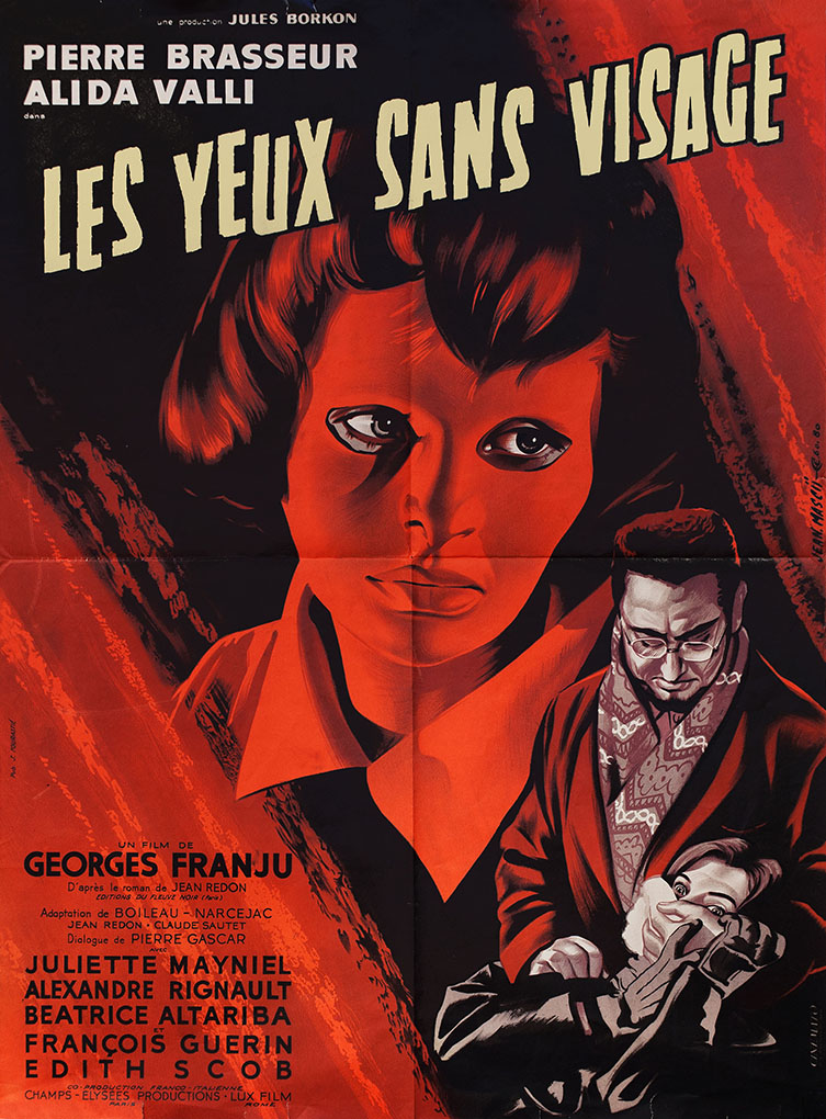 """""""Eyes Without a Face"""""""