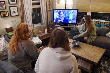 americans watch meghan markle's interview with oprah winfrey