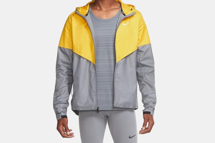 nike spring running jacket