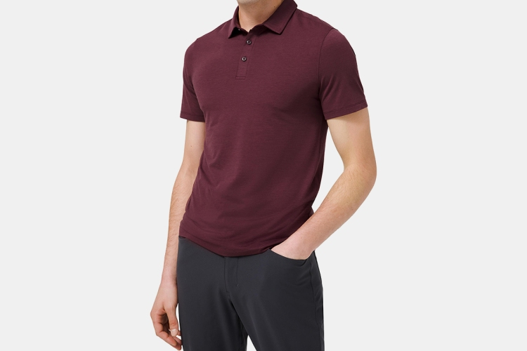 lululemon polo