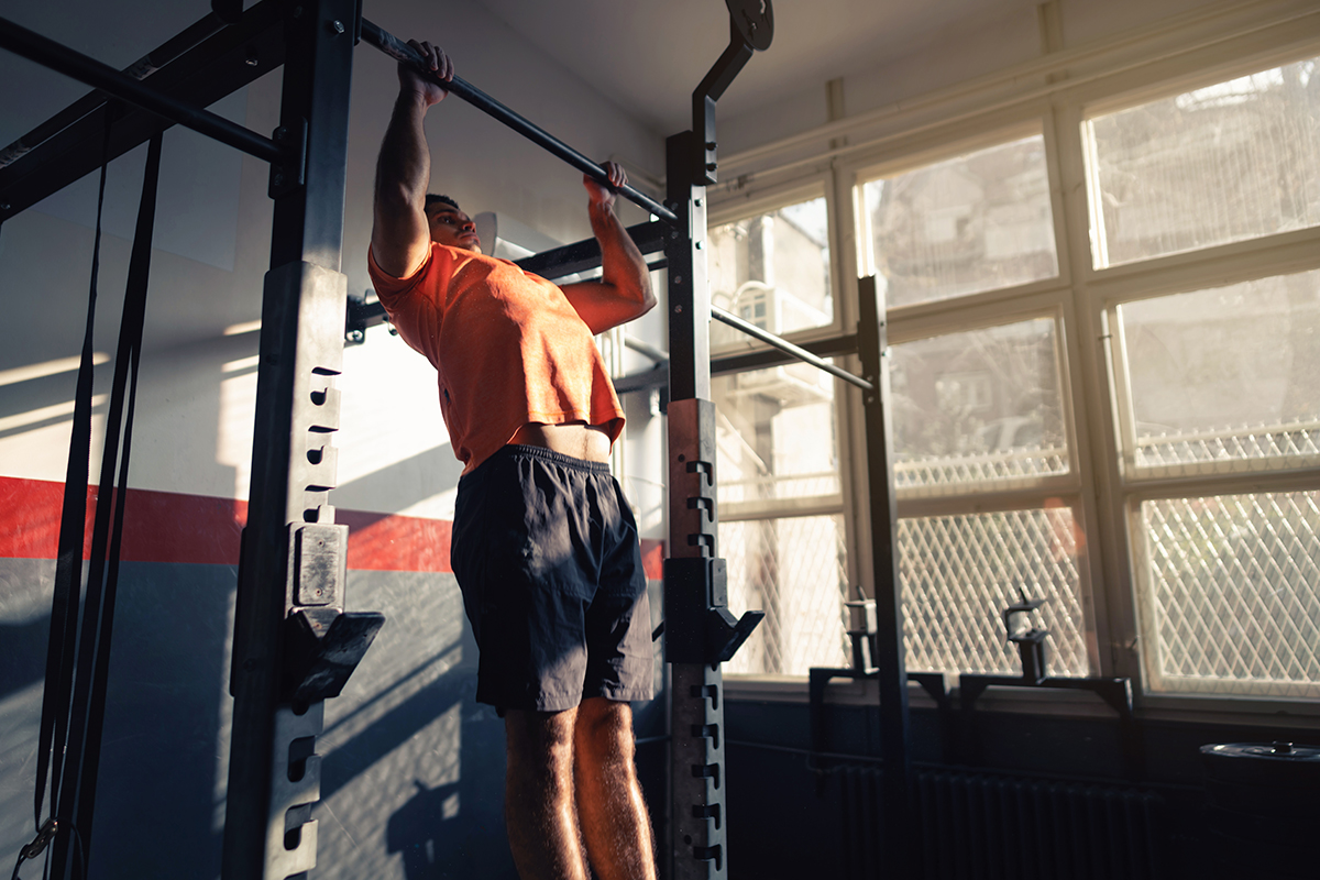 What Is The Push Pull Lifting Routine Insidehook