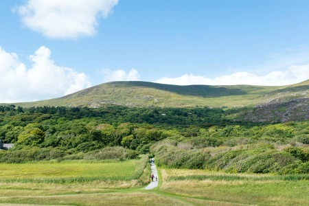 ireland biking route