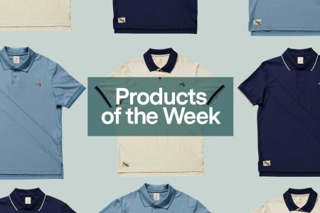 Products of the Week: Canned Whiskey Cocktails, Tracksmith Polos and Prescription Oakleys